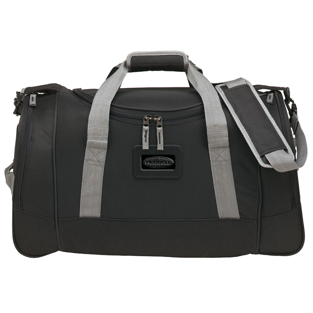 DELUXE TRAVEL DUFFEL
