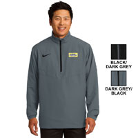 MEN'S NIKE GOLF 1/2-ZIP WIND SHIRT